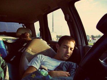 carsleeping