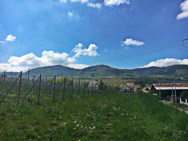 Egu the hills
